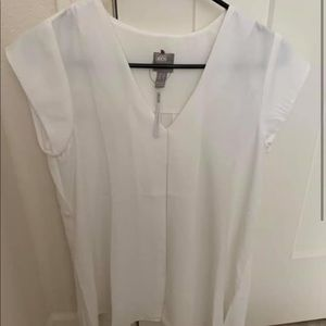 ASOS Maternity white blouse